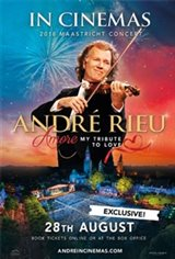 Andre Rieu's 2018 Maastricht Concert Movie Poster