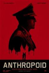 Anthropoid Movie Poster