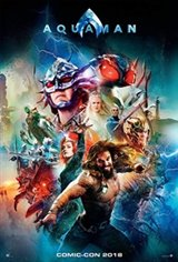 Aquaman 3D Movie Poster