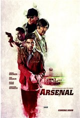 Arsenal Movie Poster Movie Poster