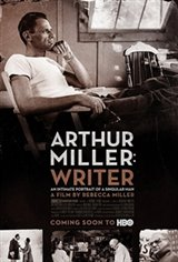 Arthur Miller: Writer Movie Poster