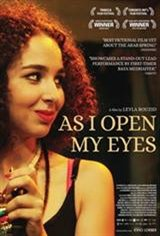 As I Open My Eyes Movie Poster
