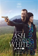 Ash is Purest White Movie Poster