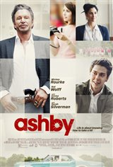 Ashby Large Poster