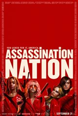 Assassination Nation Movie Poster Movie Poster