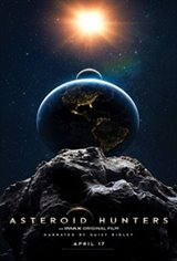 Asteroid Hunters: An IMAX 3D Experience Movie Poster