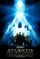 Atlantis: The Lost Empire Movie Poster