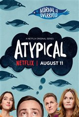 Atypical (Netflix) Movie Poster