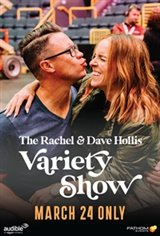 Audible Presents the Dave & Rachel Hollis Variety Show Movie Poster
