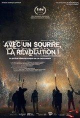 Avec un sourire, la révolution! Movie Poster