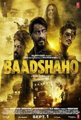 Baadshaho Large Poster