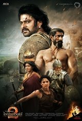 Baahubali 2: The Conclusion (Malayalam) Movie Poster