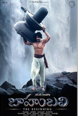 Baahubali: The Beginning Movie Poster