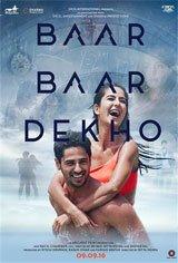 Baar Baar Dekho Large Poster