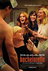 Bachelorette Movie Poster