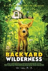 Backyard Wilderness 3D Movie Poster
