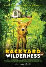 Backyard Wilderness: The IMAX 2D Experience Movie Poster