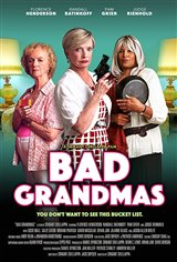 Bad Grandmas Movie Poster