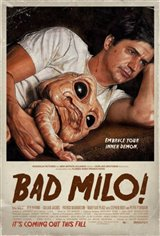Bad Milo! Movie Poster