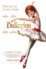 Ballerina (Leap!) Movie Poster