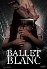 Ballet Blanc Large Poster