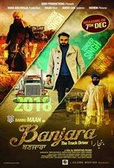 Banjara - The Truck Driver Large Poster