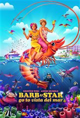 Barb & Star Go to Vista Del Mar Movie Poster Movie Poster