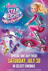 Barbie Star Light Adventure Movie Poster