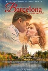 Barcelona: A Love Untold Movie Poster