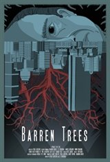 Barren Trees Large Poster