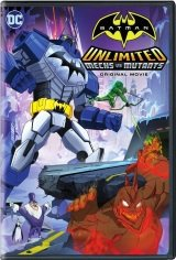 Batman Unlimited: Mechs vs. Mutants Movie Poster