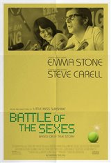 Battle of the Sexes Movie Poster Movie Poster