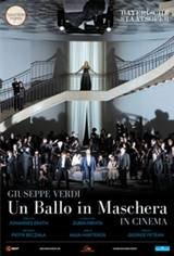 Bayerische Staatsoper: Un Ballo in Maschera Movie Poster