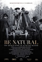 Be Natural: The Untold Story of Alice Guy-Blaché Large Poster