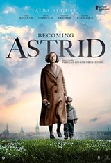 Becoming Astrid (Unga Astrid) Movie Poster