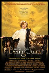 Being Julia Movie Poster