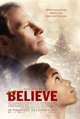 Believe (2016) Movie Poster