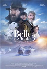 Belle & Sebastien 3 Movie Poster