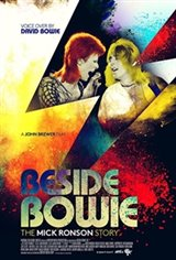 Beside Bowie: The Mick Ronson Story Movie Poster
