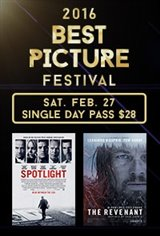 Best Picture Festival: Day Two Movie Poster