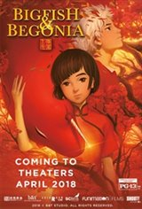 Big Fish & Begonia (Da Hai) Movie Poster