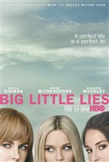 Big Little Lies (HBO) Movie Poster Movie Poster