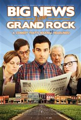Big News From Grand Rock Movie Poster
