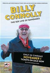 Billy Connolly: The Sex Life of Bandages Large Poster