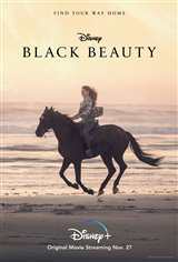 Black Beauty (Disney+) Movie Poster