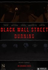 Black Wall Street Burning Movie Poster