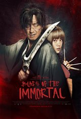 Blade of the Immortal Movie Poster Movie Poster