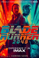 Blade Runner 2049: An IMAX 3D Experience Movie Poster