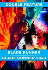 Blade Runner + Blade Runner 2049 Double Bill Movie Poster