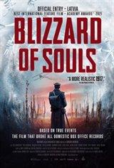 Blizzard of Souls (Dveselu putenis) Movie Poster